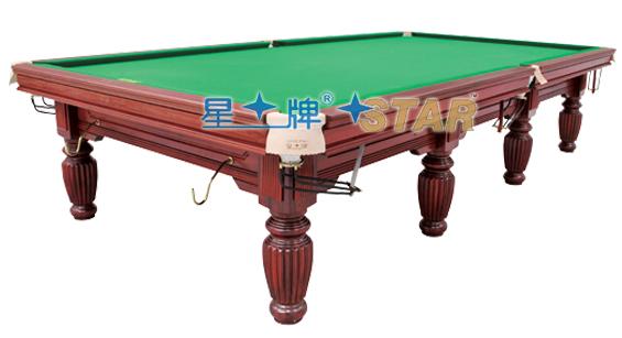 济南星牌台球桌