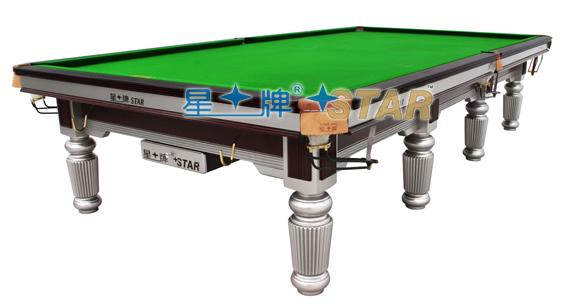济宁星牌台球桌