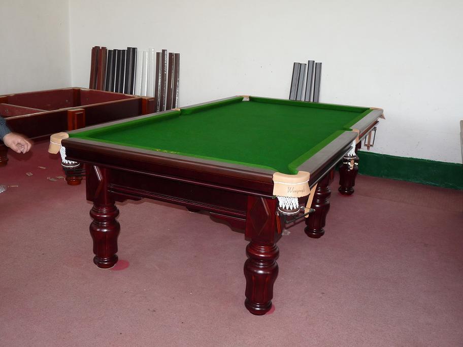 济南鑫星台球桌