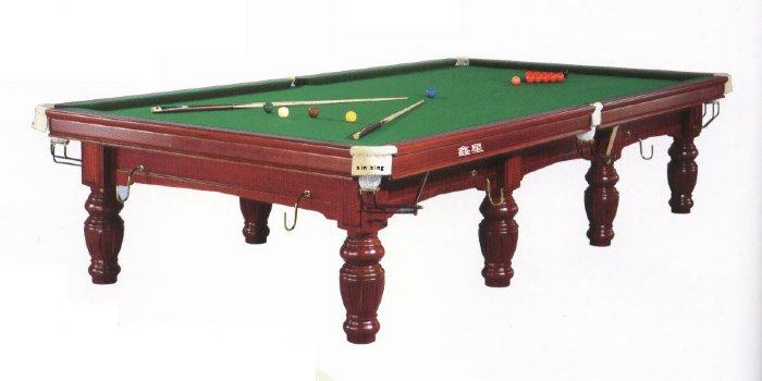 潍坊鑫星英式台球桌