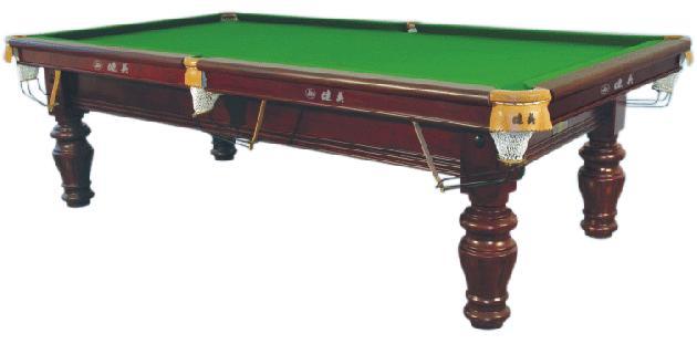 济南健英美式台球桌