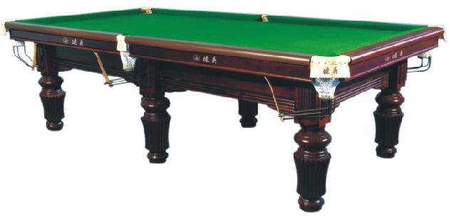 济宁山东健英美式台球桌